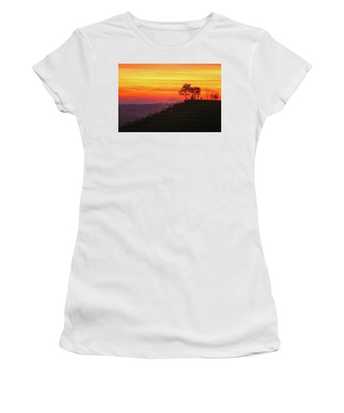 On The Viewpoint Women's T-Shirt