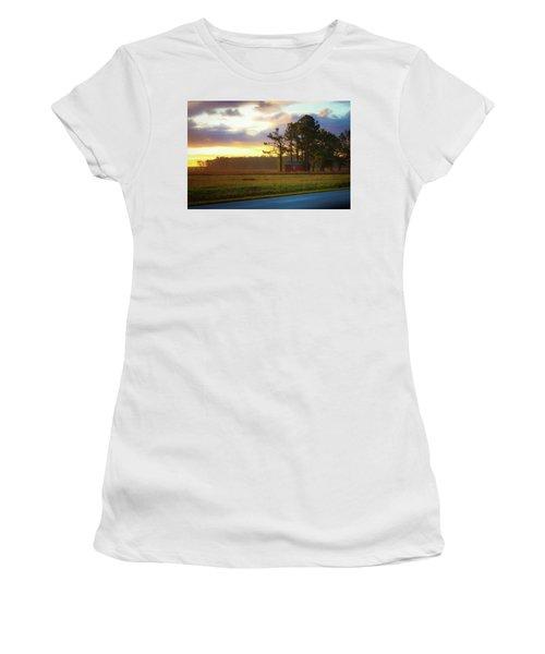 Onc Open Road Sunrise Women's T-Shirt