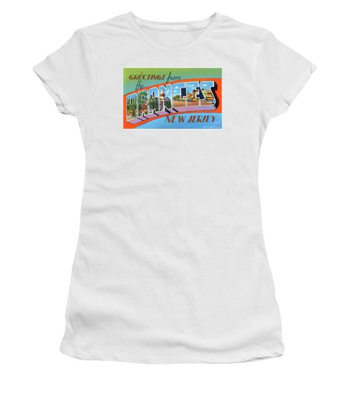 Oranges Greetings Women's T-Shirt