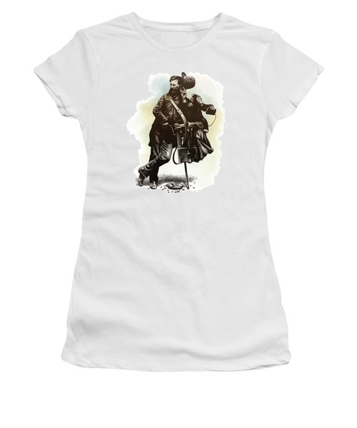 Organ Grinder Women's T-Shirt