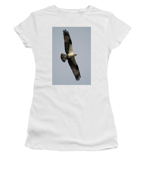 Osprey With Fish Women's T-Shirt