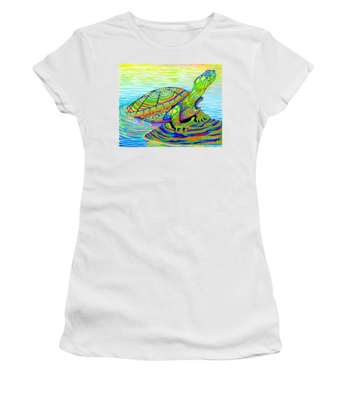 Painted Turtle Women's T-Shirt