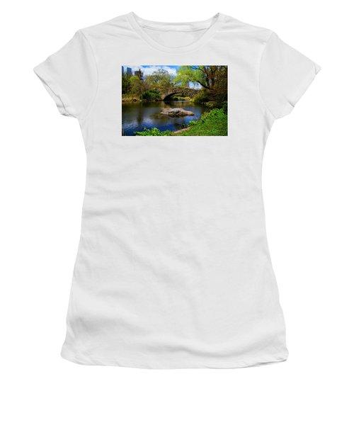 Park Bridge2 Women's T-Shirt