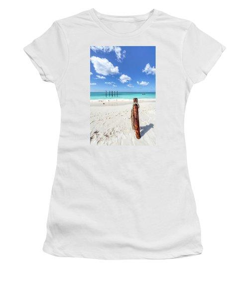 Pelicans Perch Women's T-Shirt