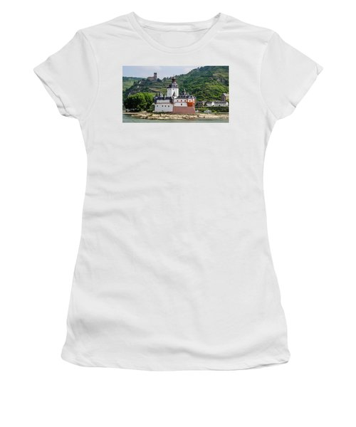 Pfalzgrafenstein Castle Women's T-Shirt