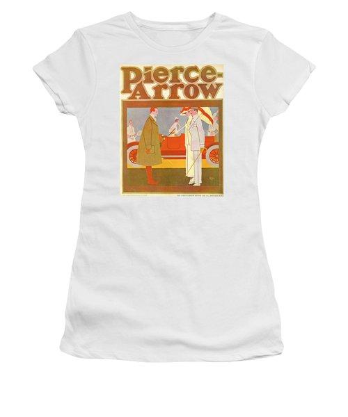 Pierce-arrow Advertisement Women's T-Shirt