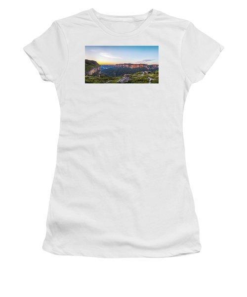 Pierces Dawn Women's T-Shirt (Athletic Fit)