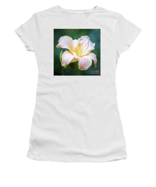 Portrait Of The Queen Of The Garden Women's T-Shirt