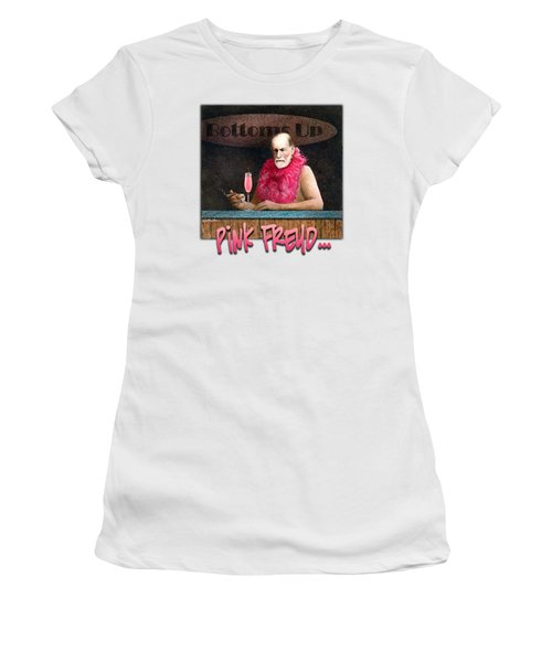 Pink Freud... Women's T-Shirt