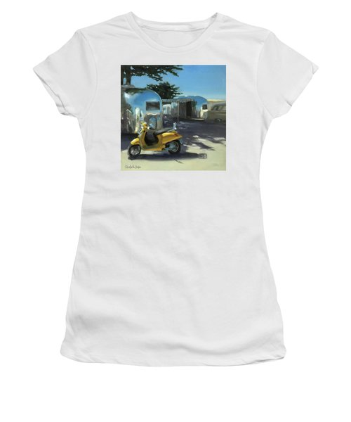 Pismo Vintage Rally Women's T-Shirt