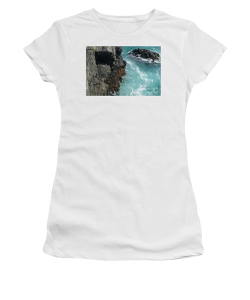 Porto Covo Cliff Views Women's T-Shirt