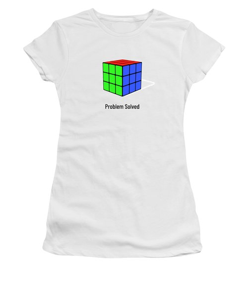 Problem Solved Women's T-Shirt