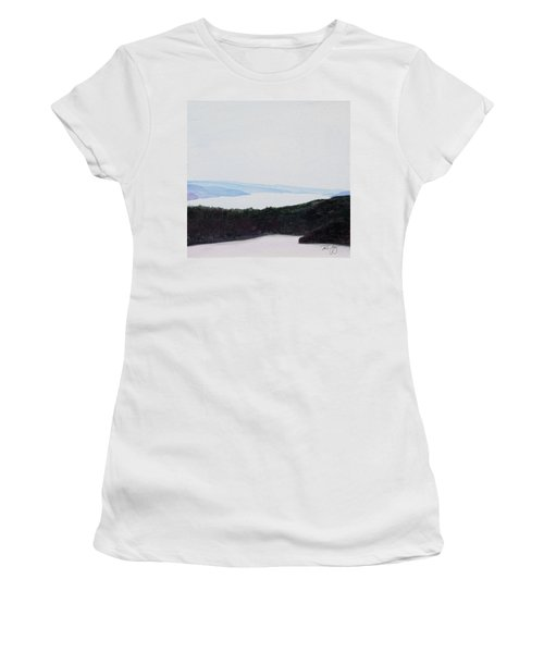 Quabbin Looking North Women's T-Shirt