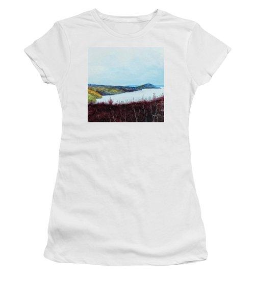 Quabbin Reservoir Women's T-Shirt