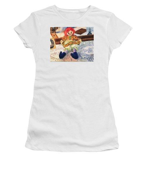 Raggedy Annie Women's T-Shirt