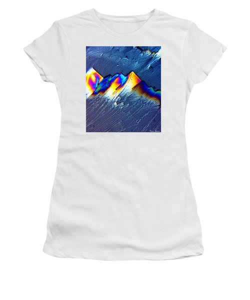 Rainbow Mountains Women's T-Shirt