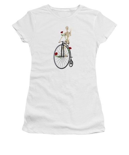 Rambling Rose Stroll Women's T-Shirt