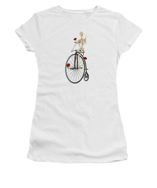 Rambling Rose Stroll Women's T-Shirt