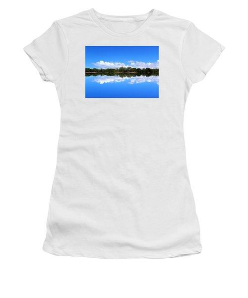 Reflective Lake Patricia Women's T-Shirt