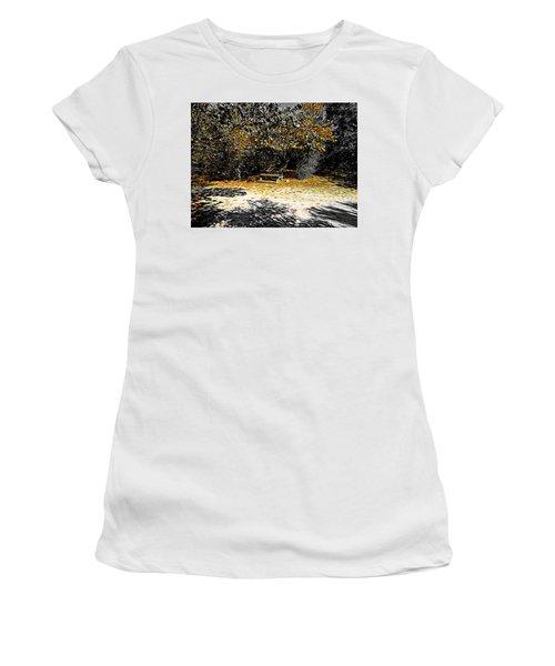 Resting Reflections Women's T-Shirt