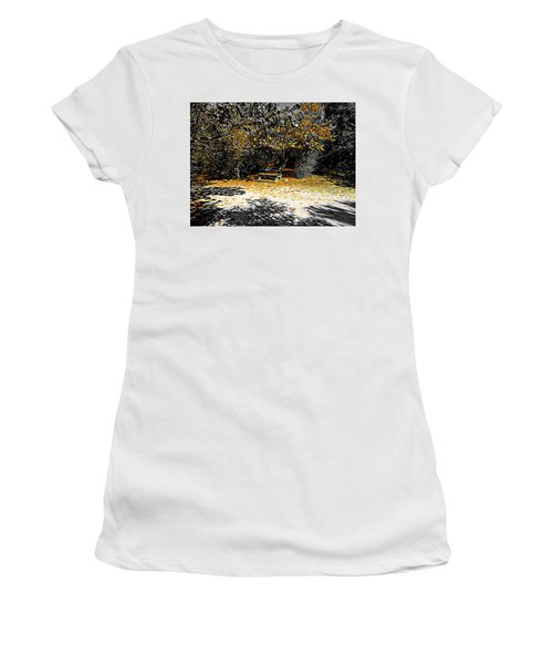 Resting Reflections Women's T-Shirt