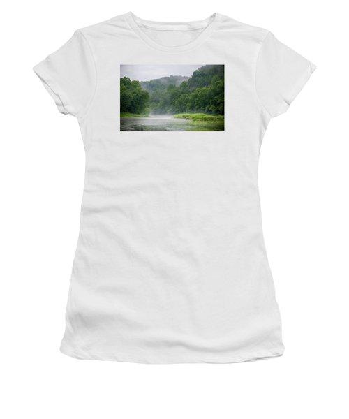 River Mist Women's T-Shirt