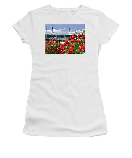 Road To The Roses Women's T-Shirt
