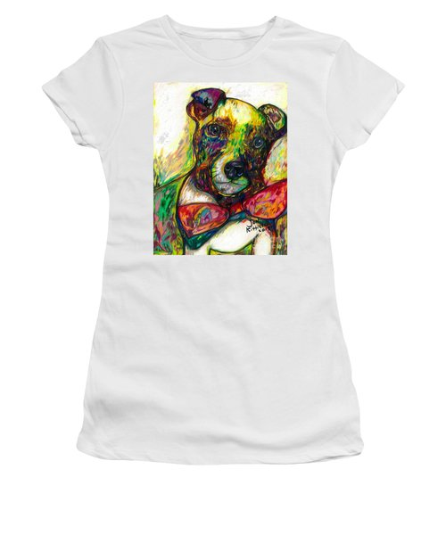 Rocket The Dog Women's T-Shirt