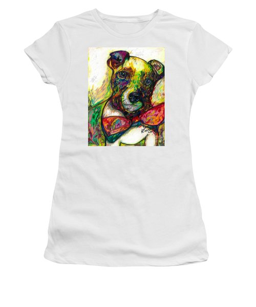 Rocket The Dog Women's T-Shirt