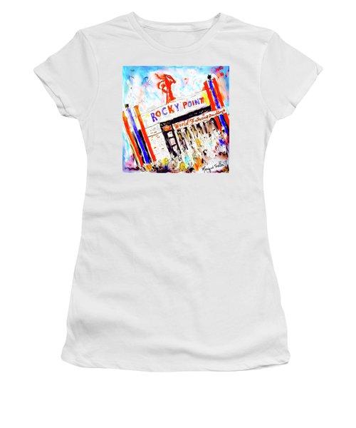 Rocky Point Chowder House Women's T-Shirt
