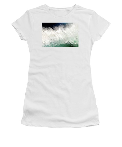 Romans 14 13. Stumbling Block Or A Stepping Stone Women's T-Shirt