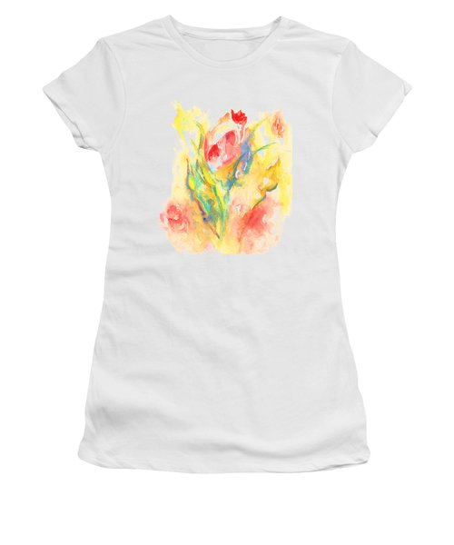 Rose Garden One Women's T-Shirt