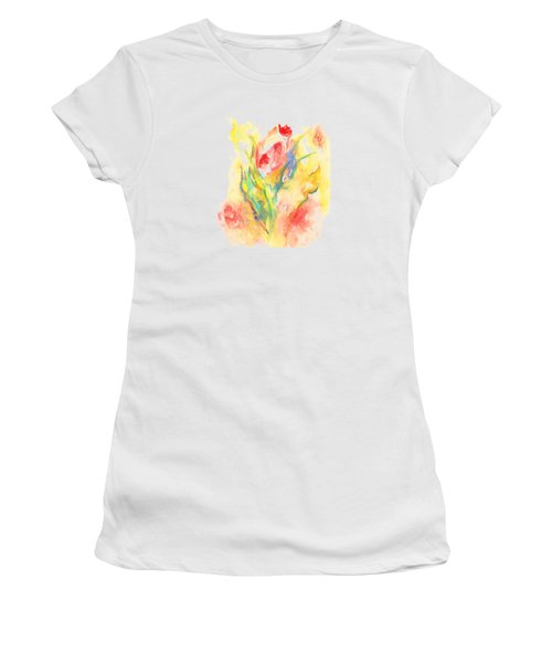 Rose Garden One Women's T-Shirt