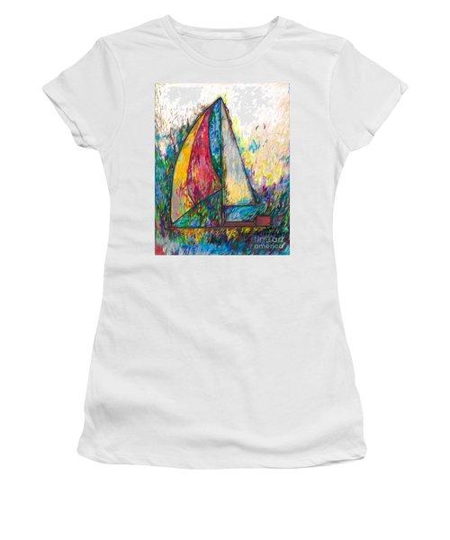 Rough Sailing Women's T-Shirt
