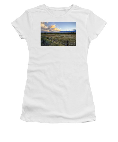 Salmon Valley Dawn Women's T-Shirt