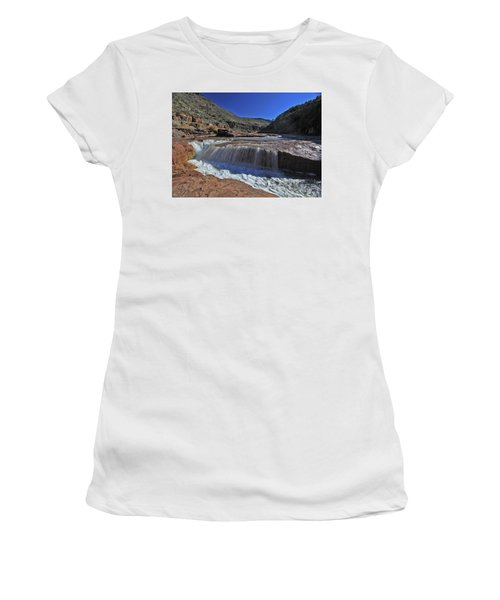 Salt Falls Women's T-Shirt