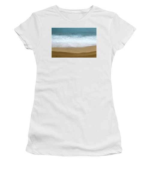Sand And Sea Women's T-Shirt