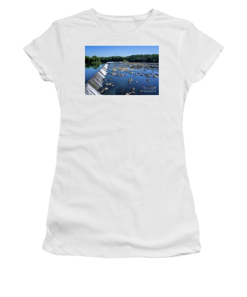 Savannah River Rapids - Augusta Ga 2 Women's T-Shirt