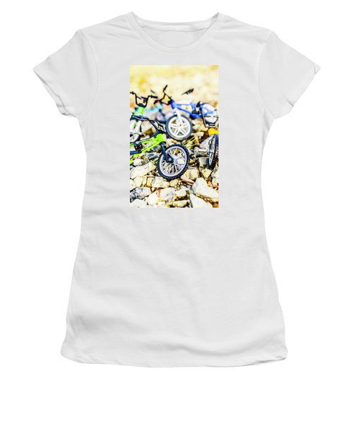 Scaled Mountain Adventure Women's T-Shirt