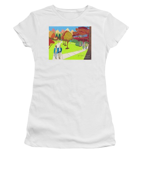School Ties Women's T-Shirt