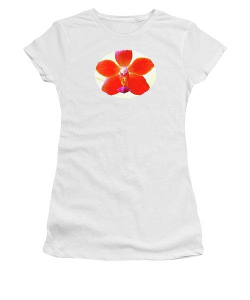 Screenplay Of An Orchid  Women's T-Shirt