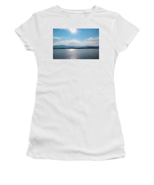 Shadow Mountain Lake Women's T-Shirt