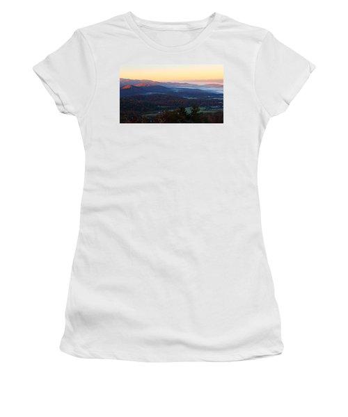 Shenandoah Mountains Women's T-Shirt