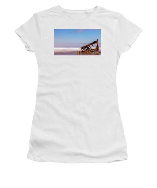 Ship Wreck Women's T-Shirt