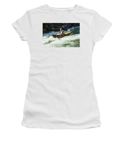 Shooting Rapids Women's T-Shirt