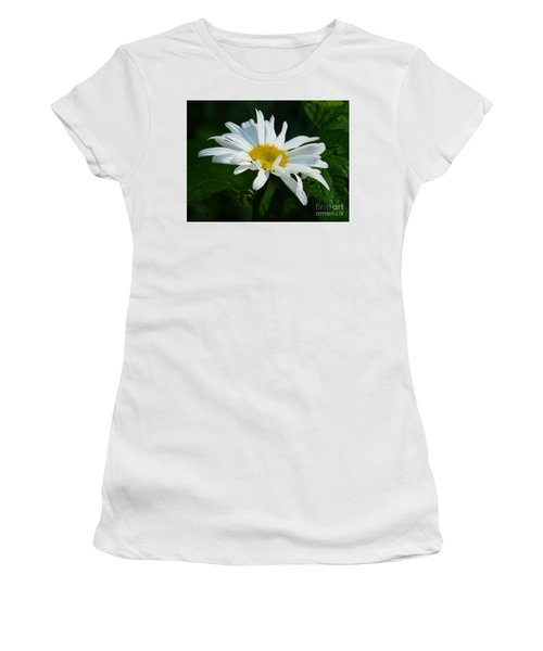 Women's T-Shirt featuring the photograph Simple Perfection by Rosanne Licciardi
