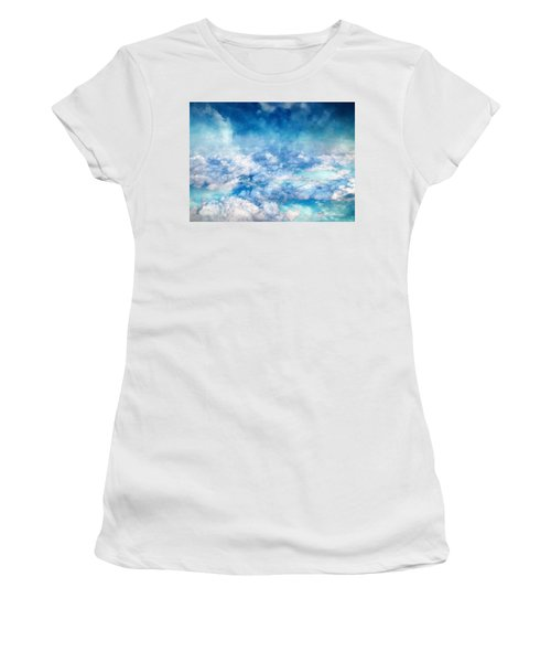 Sky Moods - A View From Above Women's T-Shirt