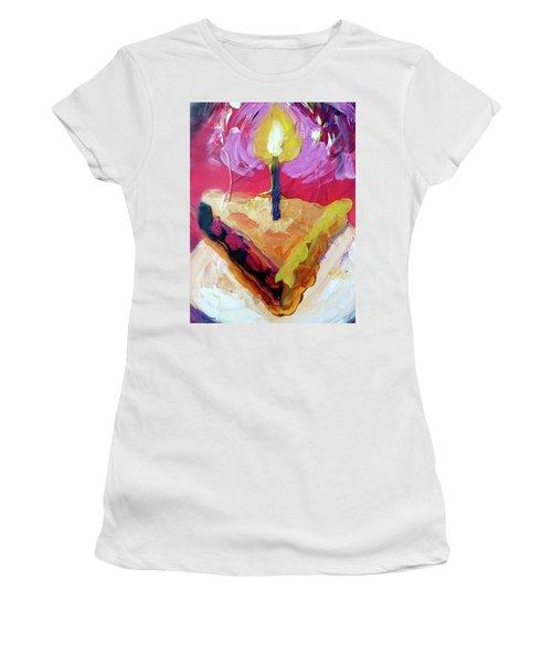 Slice Of Pie Women's T-Shirt