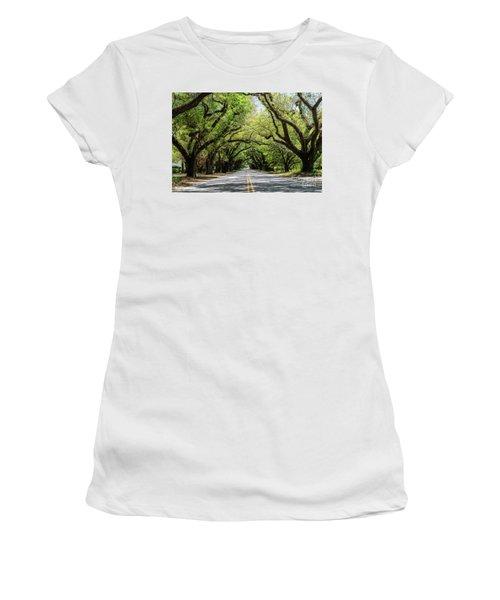 South Boundary Ave Aiken Sc Women's T-Shirt