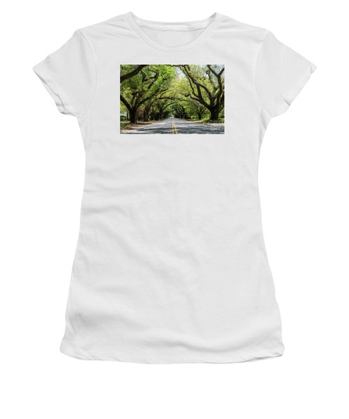 South Boundary Ave Aiken Sc Women's T-Shirt